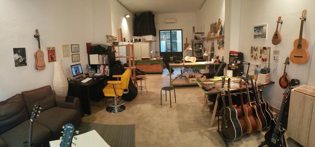 panoramica lab